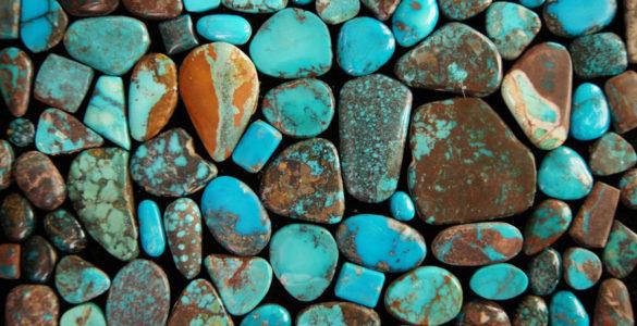 Pedra turquesa