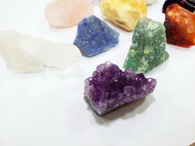Tipos de cristais esotéricos
