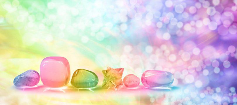 Pedras e cristais que curam