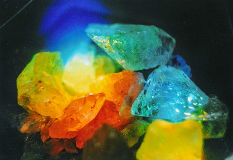 Pedras para projeção astral - Bismuto