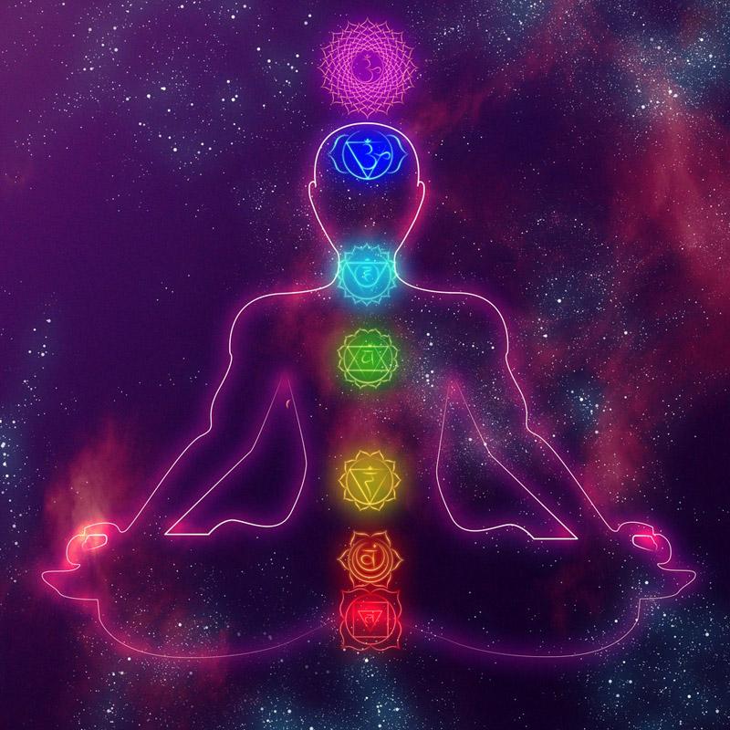 7 chakras principais e como eles influenciam nossas vidas